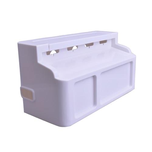 Cabos de linha de dados fio gerenciamento de cabos Tomada Caixa de armazenamento Container Organizer Acessórios Tidy Organizador Solution