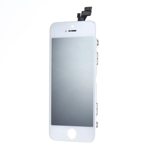 Reposição da tela para iPhone 5 4 polegadas tela LCD capacitiva Multi-touch Digitizer Replacement Assembly Front Glass