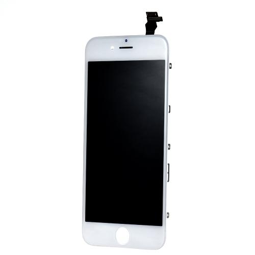 4,7 polegadas Peças de telefone para iPhone 6 Extrutível LCD tela capacitiva Multi-touch Digitizer Substituição Assembly Front Glass Replacement IC