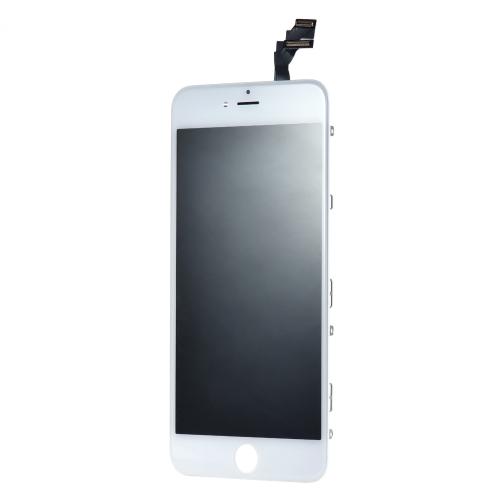 Peças de telefone de 5,5 polegadas para iPhone 6 Plus Capa capacitiva LCD LCD Multi-touch Digitizer Substituição Assembly Front Glass Replacement IC