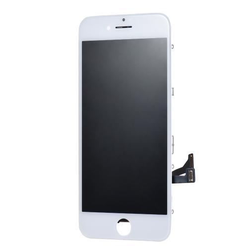 Peças de telefone de 4,7 polegadas para iPhone 7 Ecrã externo LCD capacitivo Multi-touch Digitizer Replacement Assembly Front Glass Replacement IC