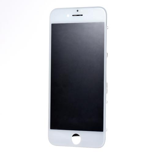 Peças de telefone de 4,7 polegadas para iPhone 8 tela externa LCD capacitiva Multi-touch Digitizer Substituição Assembly Front Glass Replacement IC
