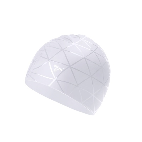 Gorro de natación de silicona suave, impermeable, deportivo, gorro de piscina, protección para los oídos para hombres y mujeres adultos