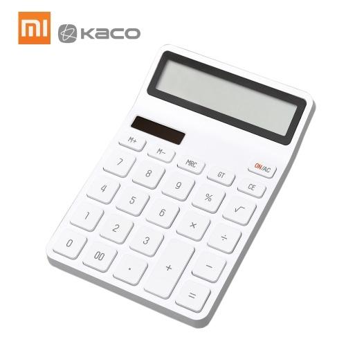 Xiaomi LEMO Calculator Mini Calculadora de mesa eletrônica portátil