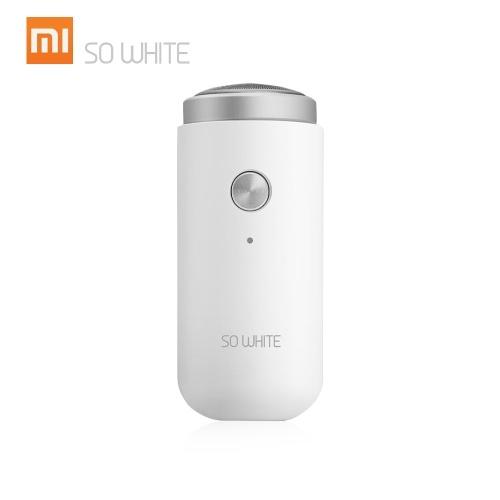 Xiaomi SO WHITE Mini Barbeador Elétrico
