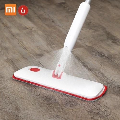 Xiaomi Yijie Wasser Spray Mop 360 Grad Universal Rotating Home Reinigungswerkzeuge Mikrofasertuch 270 ml Wasser Spray Sweeper