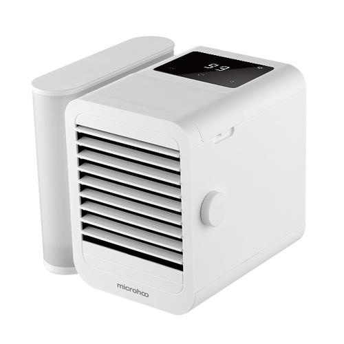 Microhoo USB-Lüfter für Klimaanlagen