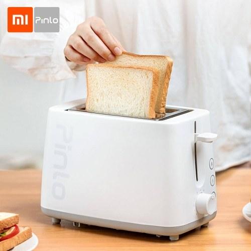 Xiaomi Pinlo Хлеб Тостер Электрический Выпечки Хлебопечки Машина для Завтрака Сэндвич Разогреть Кухню Тост 6 Таймер 750 Вт 220 В