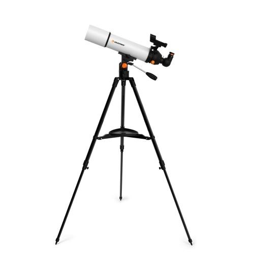 CELESTRON Teleskop SCTW-80 Eingebautes Theodolit FMC Antireflexionsbeschichtung HD Zoom Refraktives astronomisches Teleskop