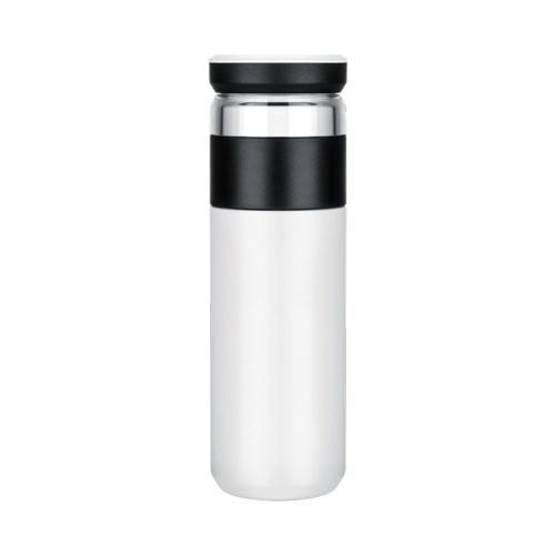Home Wasser Vakuumbecher Tragbare Outdoor-Reise Tee Wassertrennflasche Warme Tasse Thermoskanne 520ml
