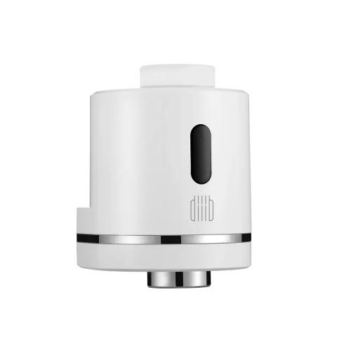 Diiib Induction Water Saver Overflow Smart Faucet Sensor 4000mAh Batería Desconectada Infrarrojos Touchless Dispositivo de ahorro de energía de agua para uso de boquillas de baño de cocina