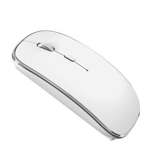 Q23C 2.4GHz Wireless Mouse with BT5.1 Dual-Mode Laptop Mouse Mute Button with 1200DPI Ergonomic Optical Computer Mice for Windows Laptop PC Computer Mac Office/Home use