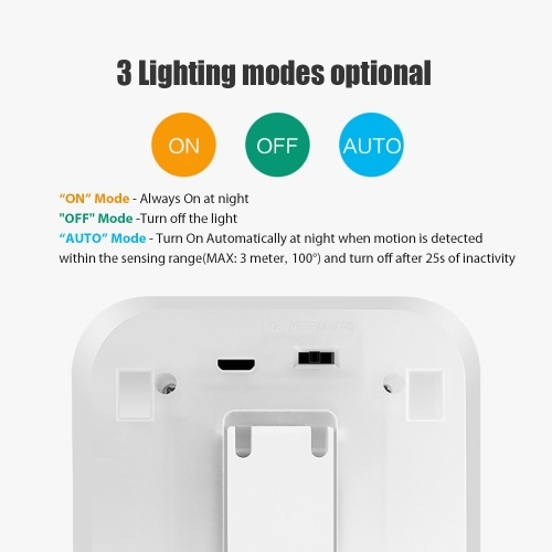 Midea Motion Sensor Night Light