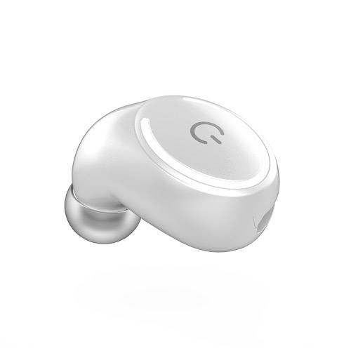 Par I3 Mini Negócio Móvel Desporto Estéreo Bluetooth 4.1 Headset Headphone Correr fone de ouvido com isolamento do ruído Hands-free / on / off Receber / Pendure Music Play / Pause para Edge iPhone 6S 7 Plus Samsung S6 S7