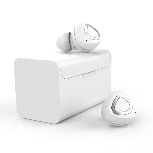 MOMAX TW-02 Ture Fone de ouvido sem fio Estéreo intra-auricular BT4.2 Fone de ouvido com auscultadores Mãos livres Parar / Desligar / Ligar Receber / Pendurar Reproduzir / Pausa de música para iPhone X Samsung S8 + Nota 8 Negócios Desporto
