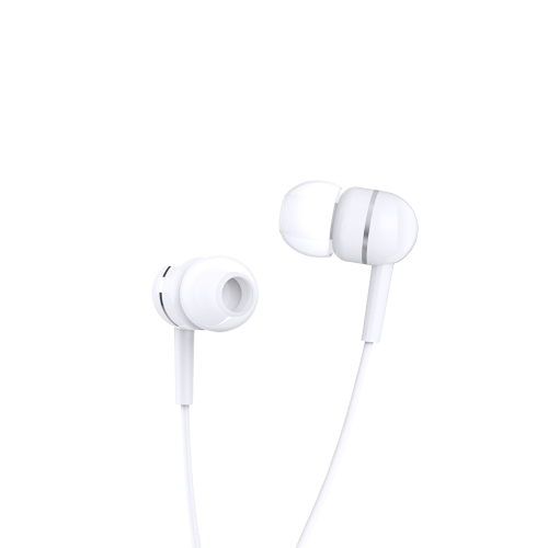 X12 BAYASOLO estéreo in-ear fone de ouvido fone de ouvido 3.5mm Jack Wired Earbud Hands-free Call for Smartphones