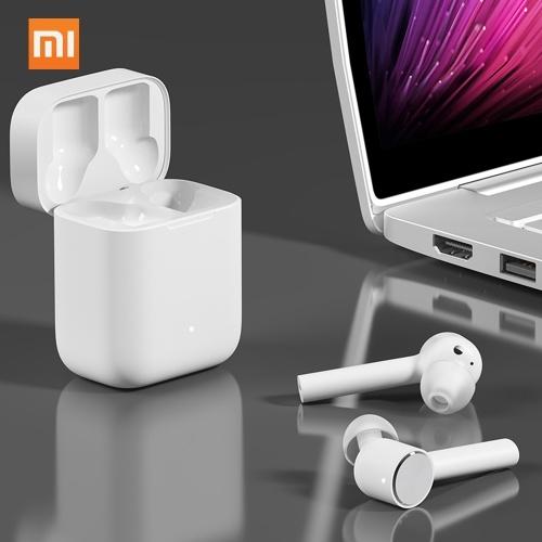 Xiaomi Mi BT Earphones Air True Wireless Earbuds Sports Music Wireless Headset In Ear Monitors Earpieces with Mic for iPhone Huawei Xiaomi Mobile Phone