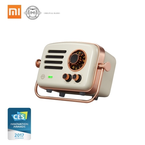 Xiaomi mijia bt alto-falante inteligente mini alto-falantes portáteis sem fio soundbox bass player de áudio amplificador de música para viagens atividade ao ar livre
