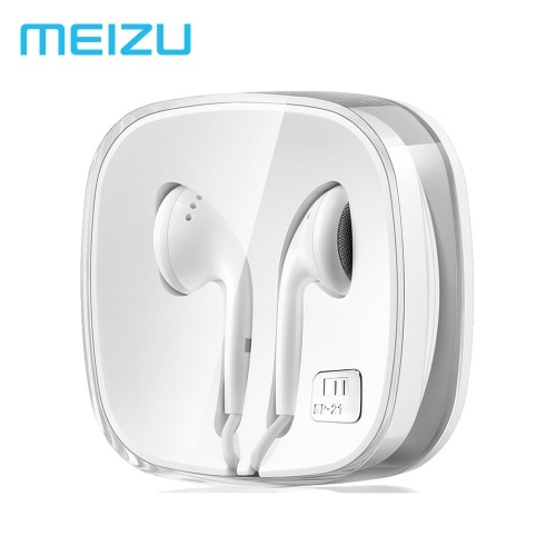 Meizu EP-21 Wired In-line Earpieces Auriculares Desportivos