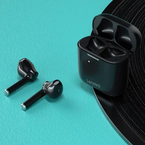 Lenovo QT83 TWS Earbuds BT5.0 Semi-In-Ear-Wireless-Kopfhörer