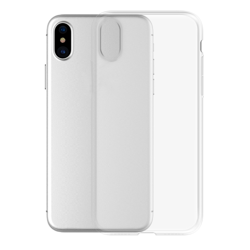 FSHANG Q Color Phone Case Bumper para iPhone X / 10 5.8-inch