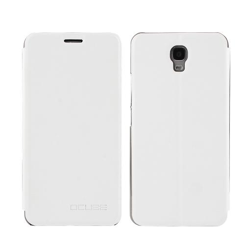 OCUBE Tampa de telefone luxuosa para telefone para OUKITEL K6000 Plus Soft PU Leather Protector Phone Shell Anti-choque Full Protection