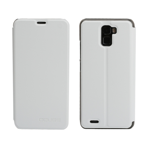 OCUBE Tampa de caixa de telefone de luxo para OUKITEL K5000 Soft PU Leather Protector Phone Shell Anti-choque Full-Protection