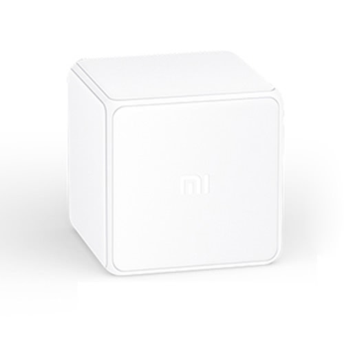 Original Xiaomi Mi Cube Controller Zigbee Version Controlled by 6 Actions  Compatible with Xiaomi Multifunction Gateway Work with Phone App for Smart