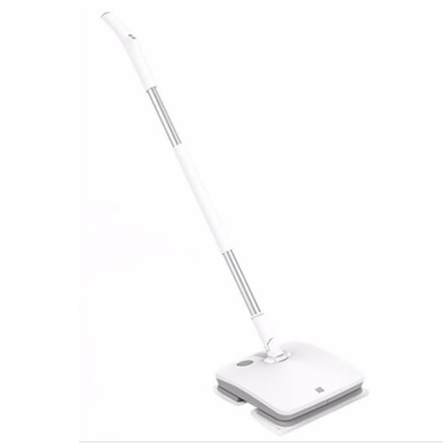 SWDK-D260 Wireless Handheld Electric Floor Wiper Washers LED Light Built-in 2000mAh Battery with Mops DC 12V
