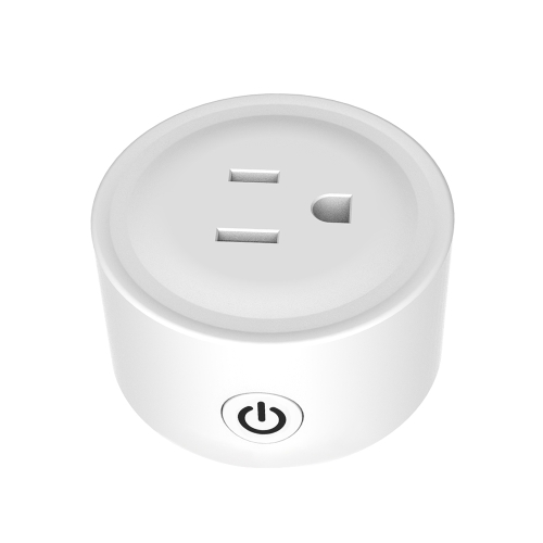 Wifi Smart Socket Совместимость с Amazon Alexa Беспроводной пульт дистанционного управления Light Switch Wifi Intelligent Plug