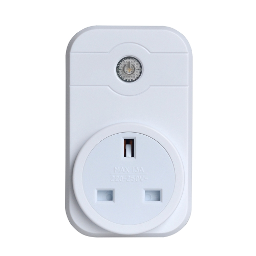 Wifi Smart Socket compatibile con Amazon Alexa Wireless Remote Control Light Switch Wifi Smart Plug