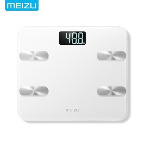 MEIZU Pèse-personne Smart Balance de salle de bain Pèse-personne Smart Balance rétroéclairée seulement € 29.99