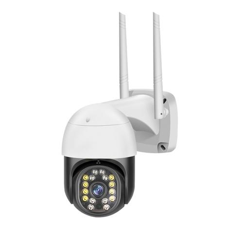 TUYA C18 Cámara de seguridad para el hogar 2MP 1080P HD Cámara para exteriores 5DB Cámara IP inteligente