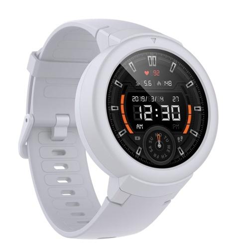 Globale Version Amazfit Verge Lite Smartwatch 1,3-Zoll-AMOLED-Herzfrequenzmesser BT 5.0 GPS Wasserdichtes Sportarmband 20 Tage Akkulaufzeit für Android iOS Phone