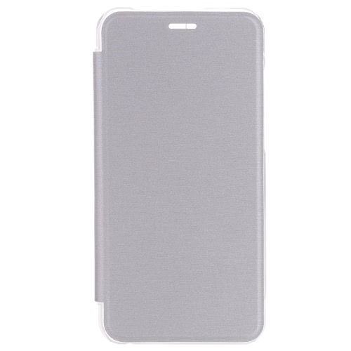 iNew Lightweight Fashion Bumper Flip Shell Case Protective Phone Cover for iNew U5 Smartphone