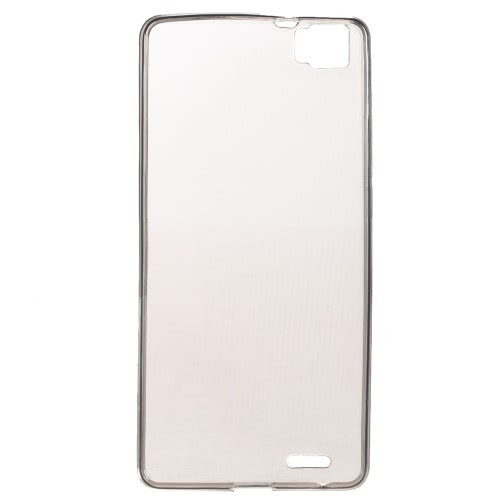 Original CUBOT Back Cover Protective Shell High Quality Soft Case for CUBOT X16 / X17 Smartphone