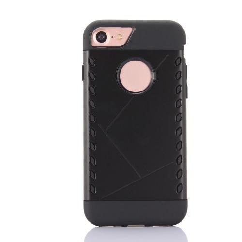 KKmoon protetora volta caso Bumper Shell Capa para Apple iPhone 7 Smartphone