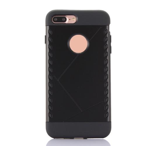 KKmoon étui de protection arrière couvercle pare-chocs Shell pour Apple iPhone 7 Plus Smartphone