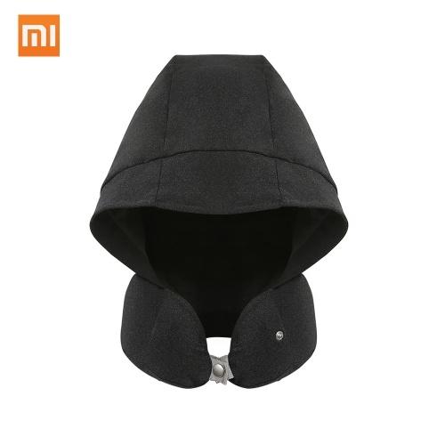 Xiaomi Mijia Pescoço Travesseiro Sono Sombreamento Cap Respirável Blackout Eye Cover Fase de Dormir Elegante Armazenamento Portátil Para Avião Car Office Viajar