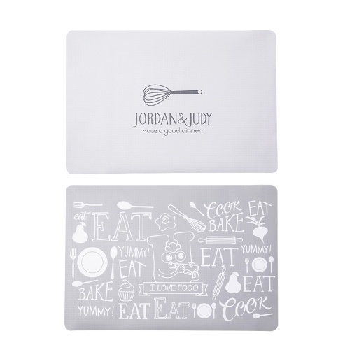 Youpin Jordan Judy Food Placemat Table Protection Pad Waterproof Non-slip PP High Temperature Insulation Pad Foldable Washable Moistureproof