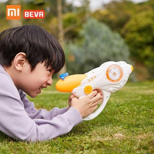 Xiaomi Youpin BEVA Seguridad infantil Pistola de agua Juegos al aire libre Niños Vacaciones Juguete Niños Colorido Playa Squirt Toy Pistola SprayWater Gun Juguetes 150ml