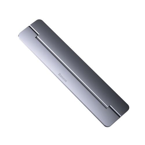 Xiaomi Youpin Baseus Laptopständer 8 ° Neigungswinkel für 11,6-17 Zoll Laptop Slim Stand Verstellbarer Aluminium Laptop Riser