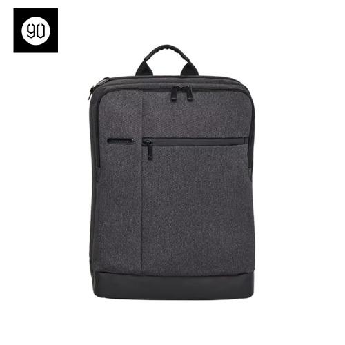 NINETYGO 90FUN Classic Business Backpacks Men Urban Business Bag Waterproof Lightweight Multi-storage Fashion Casual Computer Bag for 15.6 inch Laptop