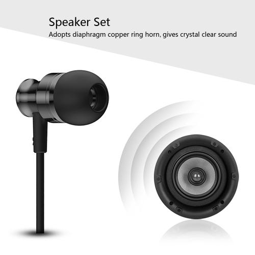 V9S BAYASOLO Stereo In-Ear Earphone