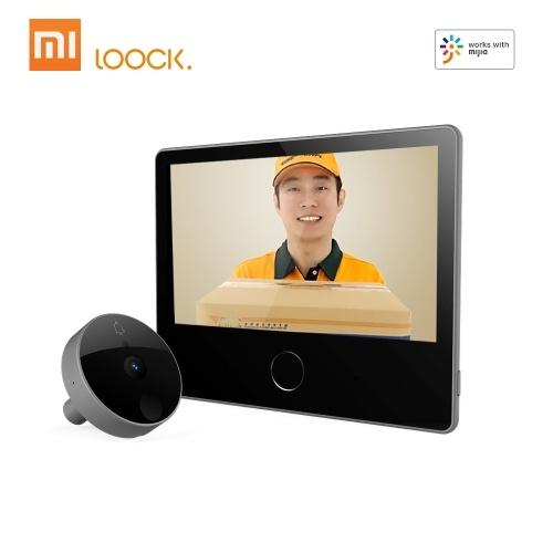 Xiaomi Mijia Loock Smart Peephole Door Viewer CatY Video Doorbell