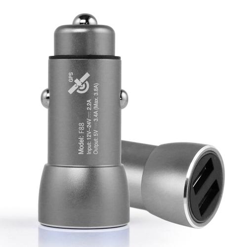 F88 GPS Car carregador veículo GPS Tracker suporte APP