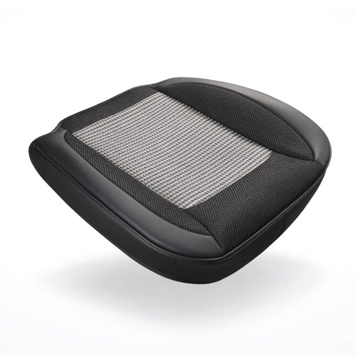 Youpin BOUNDS Car Seat Cushion Unique Ice Silk Fabric Seat Cushion Pad Car Mesh Breathable Universal Seat Cushion Comfortable Driver Seat Pad Universal Car Interior Seat Protector Mat Pad Non-Slip Seat Protector Fit Most Car Truck SUV or Van for Home Car