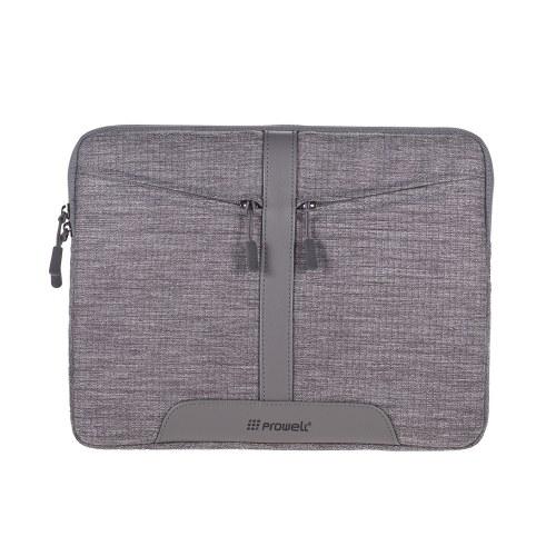 Prowell NB53290 сумка для планшета 13-дюймовый чехол для планшета с застежкой-молнией Мягкая деловая сумка Мода Портативный чехол для планшета с передним карманным портфелем для iPad Samsung Xiaomi