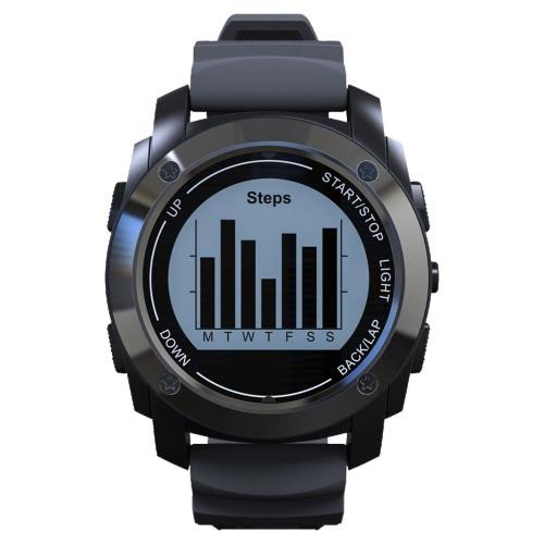 Taxa S928 coração GPS Smart Sport BT Assista Pulseira Pulseira de notificação de chamadas pedômetro Alarme Anti-perdida Pressão sono Monitor de modos de desporto de ar para iPhone borda 6 6S 6 Plus 6S Além disso, 7 Plus Samsung S6 S7 Android 4.3 iOS 8.0 ou superior