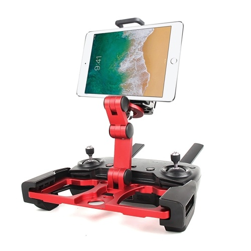 GoolRC Aluminum Foldable Tablet Stand Holder Extender